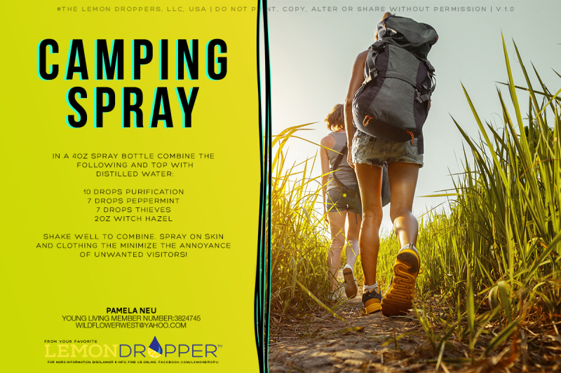 CampingSpray